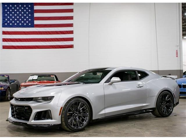 2018 Chevrolet Camaro (CC-1450617) for sale in Kentwood, Michigan