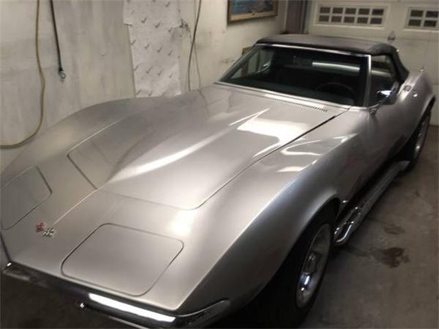 1968 Chevrolet Corvette (CC-1456170) for sale in Cadillac, Michigan