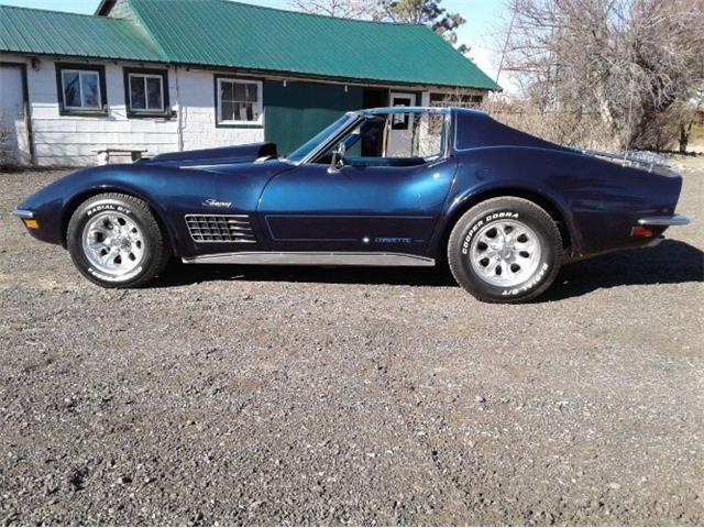 1972 Chevrolet Corvette (CC-1456171) for sale in Cadillac, Michigan