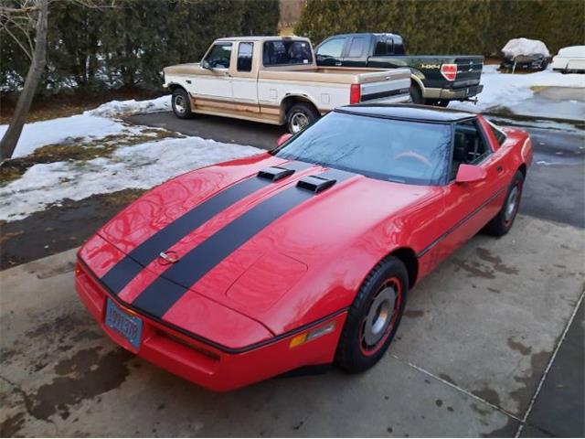 1984 Chevrolet Corvette (CC-1456173) for sale in Cadillac, Michigan