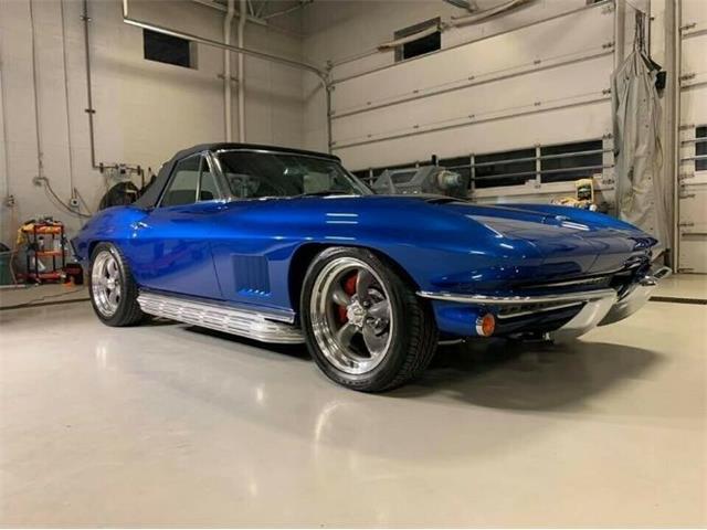 1967 Chevrolet Corvette (CC-1456175) for sale in Cadillac, Michigan