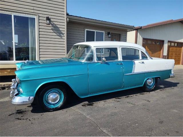 1955 Chevrolet Bel Air (CC-1456176) for sale in Cadillac, Michigan