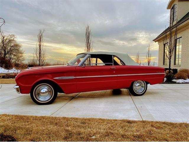 1963 Ford Falcon (CC-1456180) for sale in Cadillac, Michigan