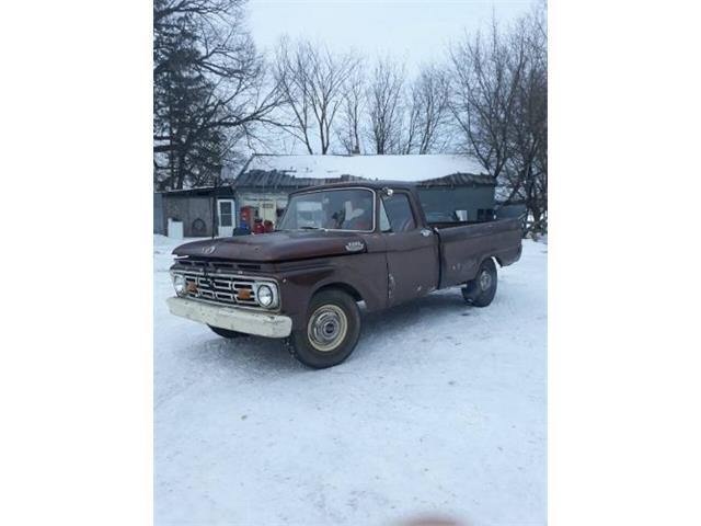 1964 Ford F250 (CC-1456188) for sale in Cadillac, Michigan