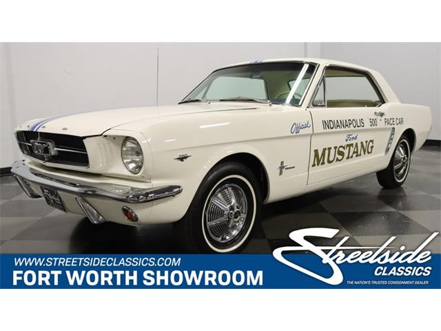 1965 Ford Mustang (CC-1450619) for sale in Ft Worth, Texas