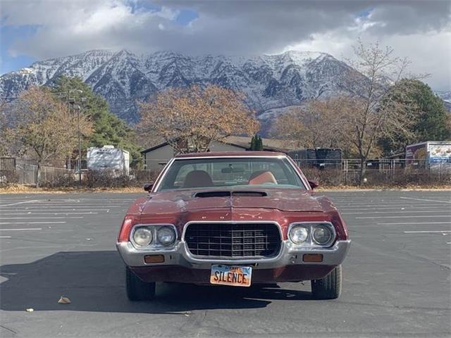 1972 Ford Ranchero (CC-1456190) for sale in Cadillac, Michigan
