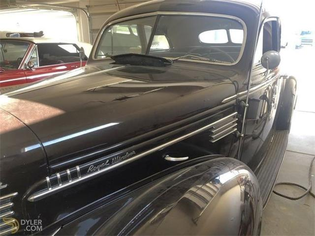 1939 Chrysler Windsor (CC-1456192) for sale in Cadillac, Michigan