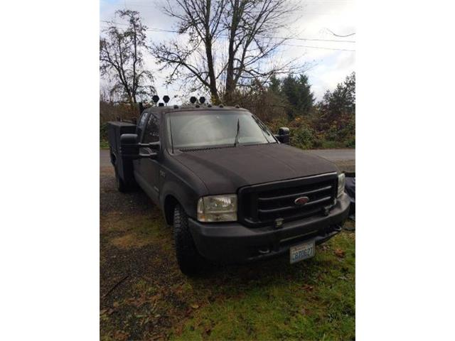 2003 Ford F350 (CC-1456194) for sale in Cadillac, Michigan