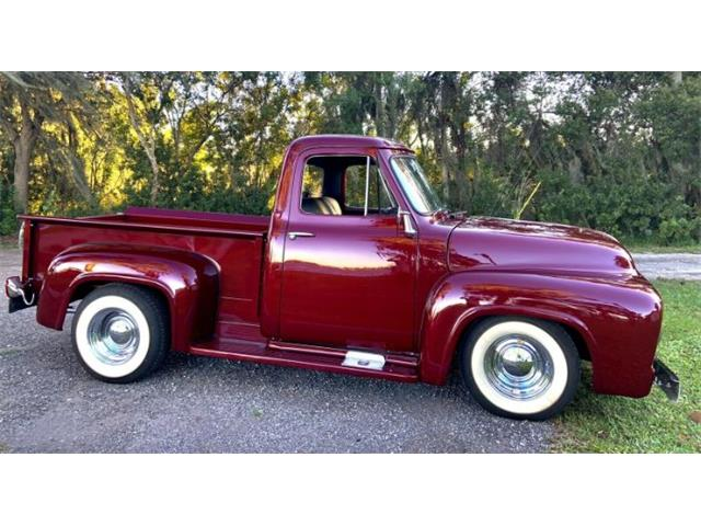 1955 Ford F100 (CC-1456197) for sale in Cadillac, Michigan