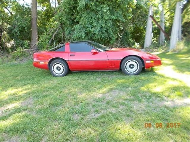 1984 Chevrolet Corvette (CC-1456199) for sale in Cadillac, Michigan