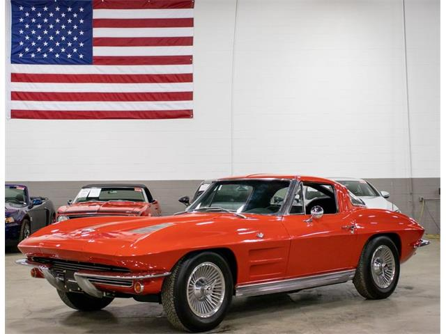 1963 Chevrolet Corvette (CC-1450620) for sale in Kentwood, Michigan