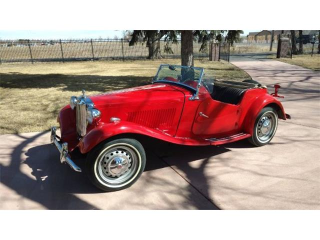 1950 MG TD (CC-1456201) for sale in Cadillac, Michigan