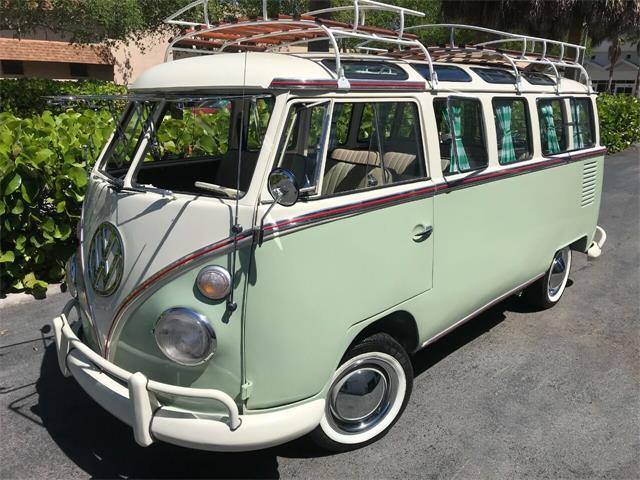 1972 Volkswagen Vanagon (CC-1456218) for sale in Boca Raton, Florida
