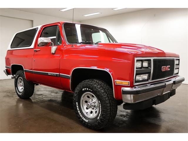 1990 GMC Jimmy (CC-1456221) for sale in Sherman, Texas