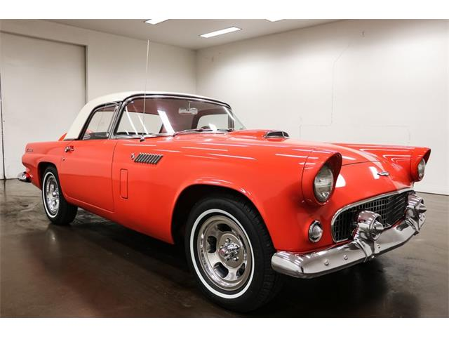1956 Ford Thunderbird (CC-1456223) for sale in Sherman, Texas