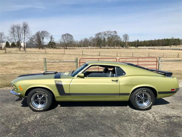 1970 Ford Mustang (CC-1456224) for sale in Knightstown, Indiana