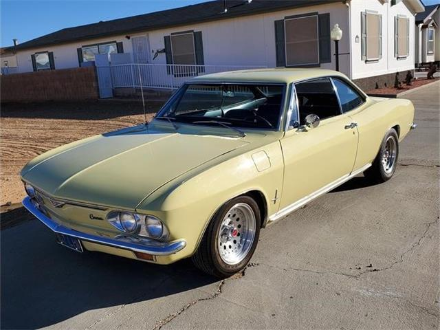 1967 Chevrolet Corvair Monza (CC-1456279) for sale in Apple Valley, California