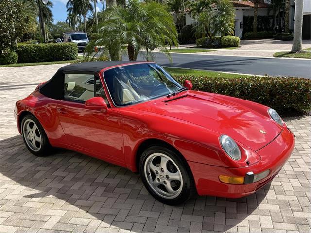 1996 Porsche 911 Carrera (CC-1456281) for sale in Palm Beach Gardens, Florida