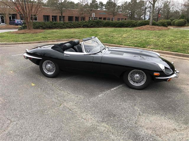 1970 Jaguar E-Type (CC-1456288) for sale in Morrisville, North Carolina