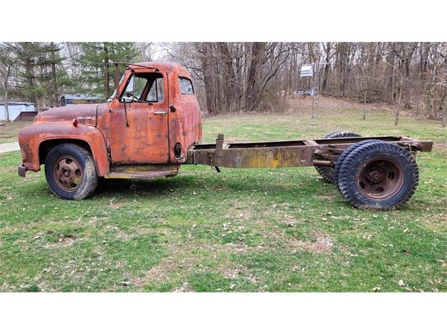 1954 Ford F600 (CC-1456289) for sale in Peterburg, Indiana