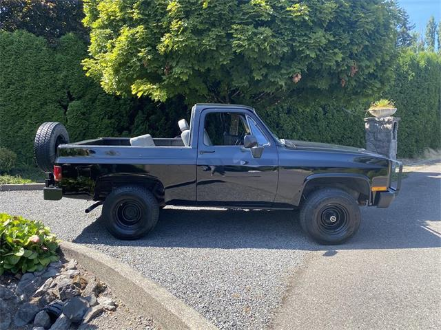 1985 Chevrolet Blazer (CC-1456290) for sale in Lake Oswego, Oregon