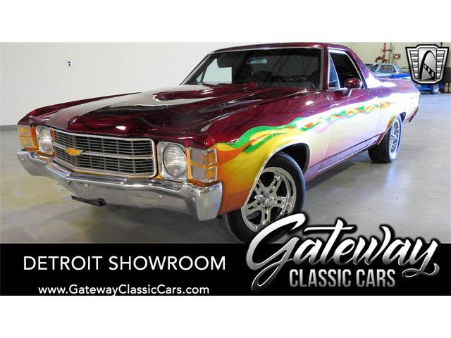 1971 Chevrolet El Camino (CC-1456307) for sale in O'Fallon, Illinois