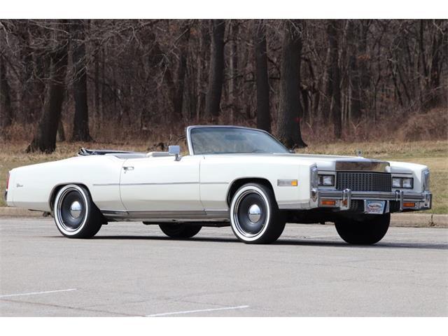 1976 Cadillac Eldorado (CC-1456308) for sale in Alsip, Illinois