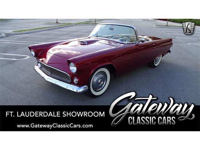 1955 Ford Thunderbird (CC-1456311) for sale in O'Fallon, Illinois