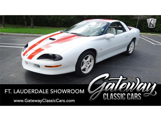 1997 Chevrolet Camaro (CC-1456313) for sale in O'Fallon, Illinois