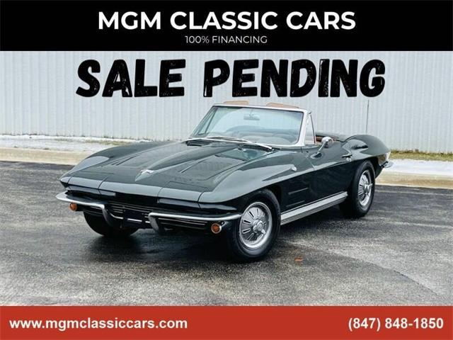 1964 Chevrolet Corvette (CC-1456315) for sale in Addison, Illinois