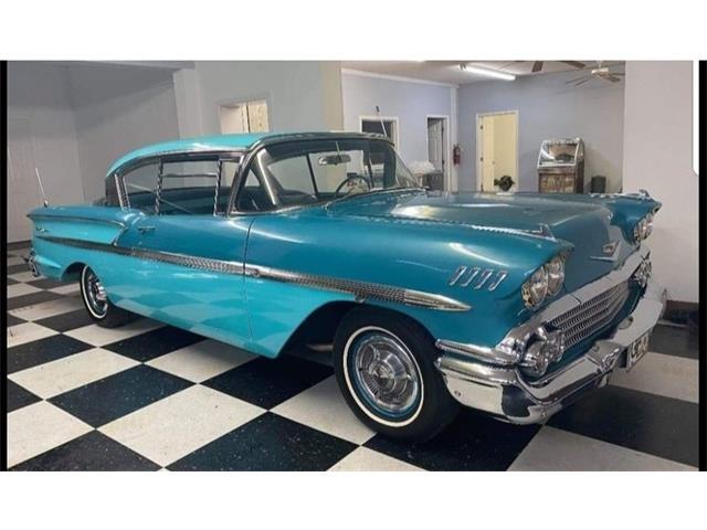 1958 Chevrolet Bel Air (CC-1456327) for sale in Greensboro, North Carolina