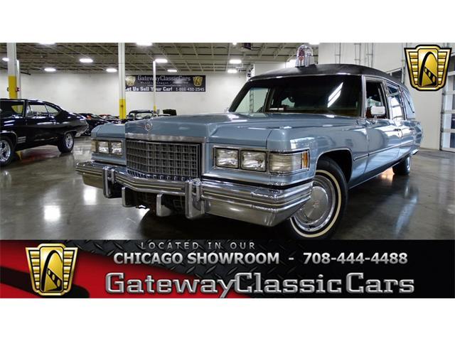 1976 Cadillac Fleetwood (CC-1450633) for sale in O'Fallon, Illinois