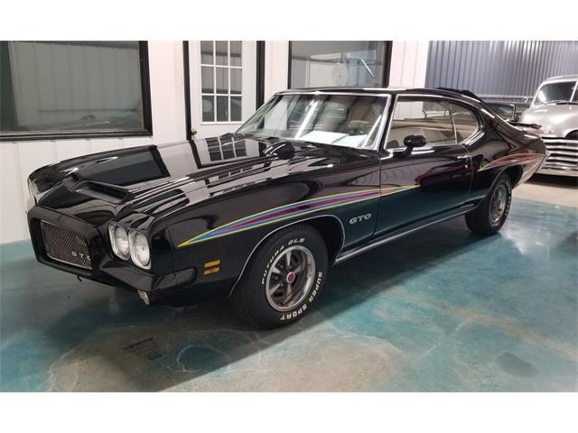 1971 Pontiac GTO (CC-1456334) for sale in Greensboro, North Carolina