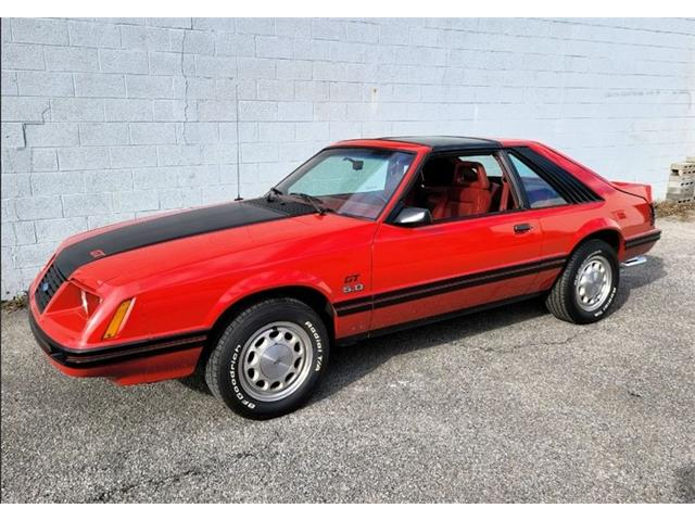 1984 Ford Mustang (CC-1456335) for sale in Greensboro, North Carolina