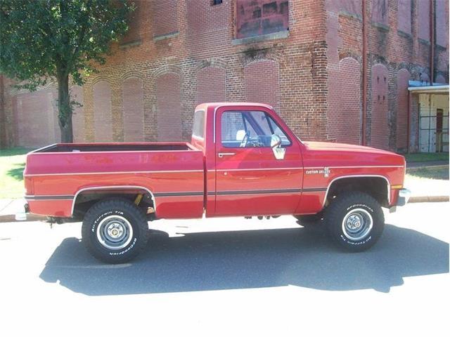 1986 Chevrolet C10 (CC-1456338) for sale in Greensboro, North Carolina