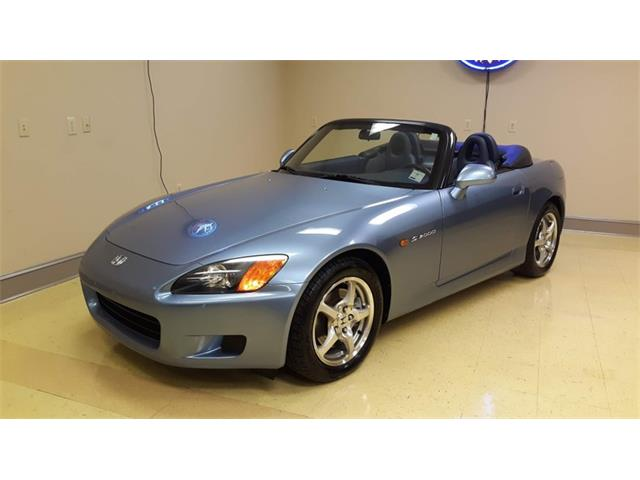 2002 Honda S2000 (CC-1456340) for sale in Greensboro, North Carolina