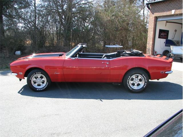 1968 Chevrolet Camaro (CC-1456354) for sale in Greensboro, North Carolina