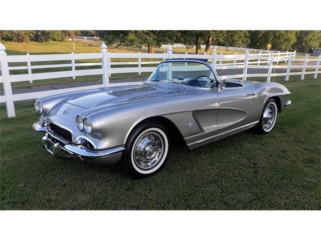 1962 Chevrolet Corvette (CC-1456356) for sale in Greensboro, North Carolina