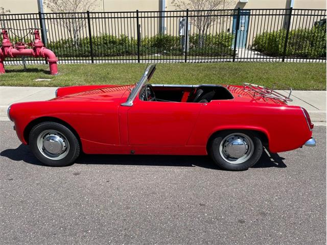 1963 Austin-Healey Sprite (CC-1456366) for sale in Clearwater, Florida