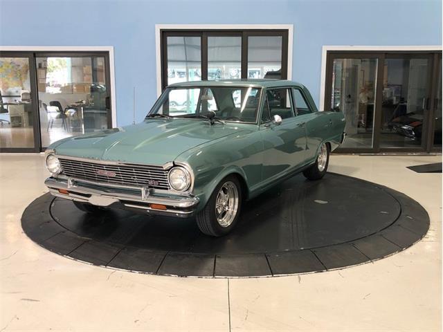 1965 Chevrolet Nova (CC-1456370) for sale in Palmetto, Florida