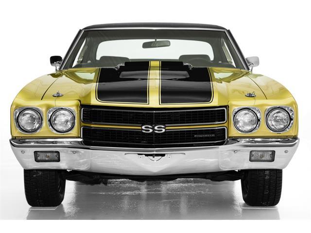 1970 Chevrolet Chevelle (CC-1456377) for sale in Des Moines, Iowa