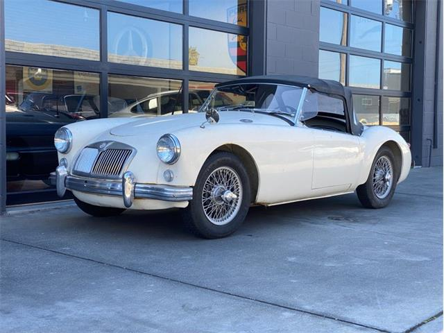 1958 MG MGA (CC-1456383) for sale in Costa Mesa, California