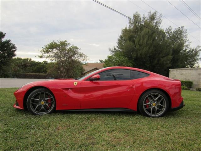 2015 Ferrari F12berlinetta (CC-1456409) for sale in Delray Beach, Florida