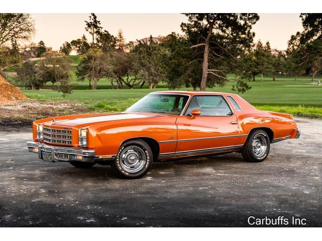 1977 Chevrolet Monte Carlo (CC-1456412) for sale in Concord, California