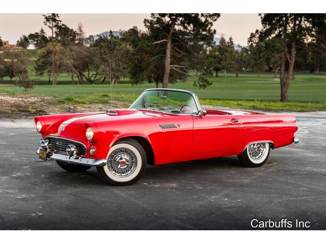 1955 Ford Thunderbird (CC-1456414) for sale in Concord, California