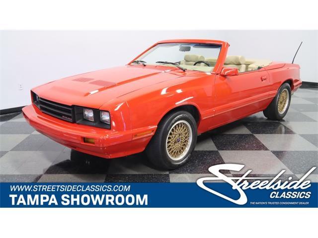 1985 Mercury Capri (CC-1450644) for sale in Lutz, Florida
