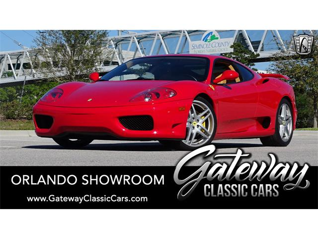 2003 Ferrari 360 (CC-1456441) for sale in O'Fallon, Illinois