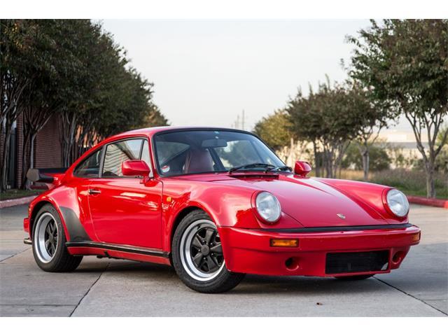 1986 Porsche 930 Turbo (CC-1456444) for sale in Houston, Texas