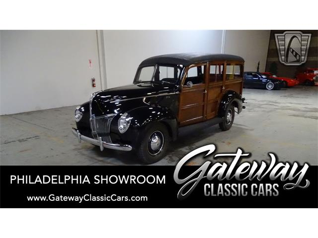 1940 Ford Woody Wagon (CC-1456452) for sale in O'Fallon, Illinois