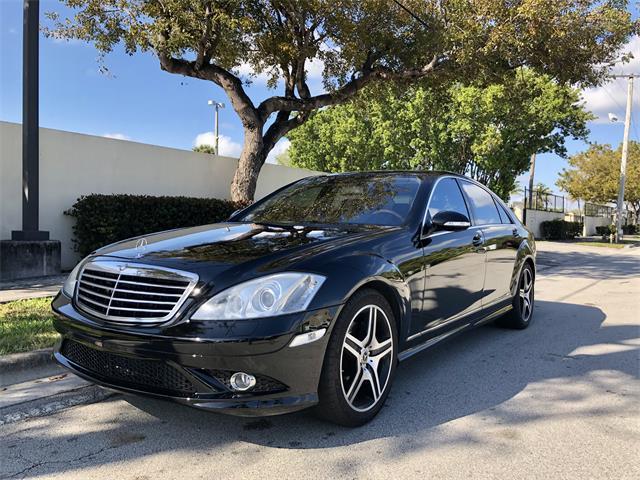 2009 Mercedes-Benz S550 (CC-1456466) for sale in North Miami Beach, Florida